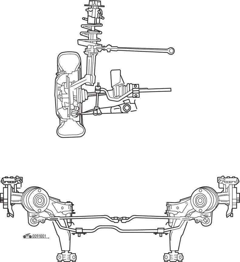 Daewoo Lacetti Wiring Diagram