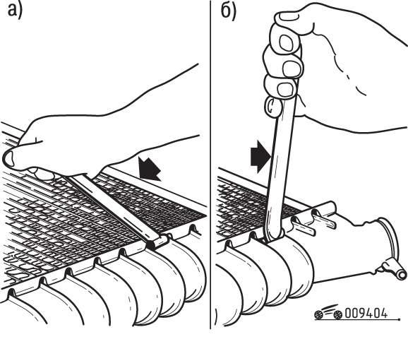 Разогните лепестки ровно