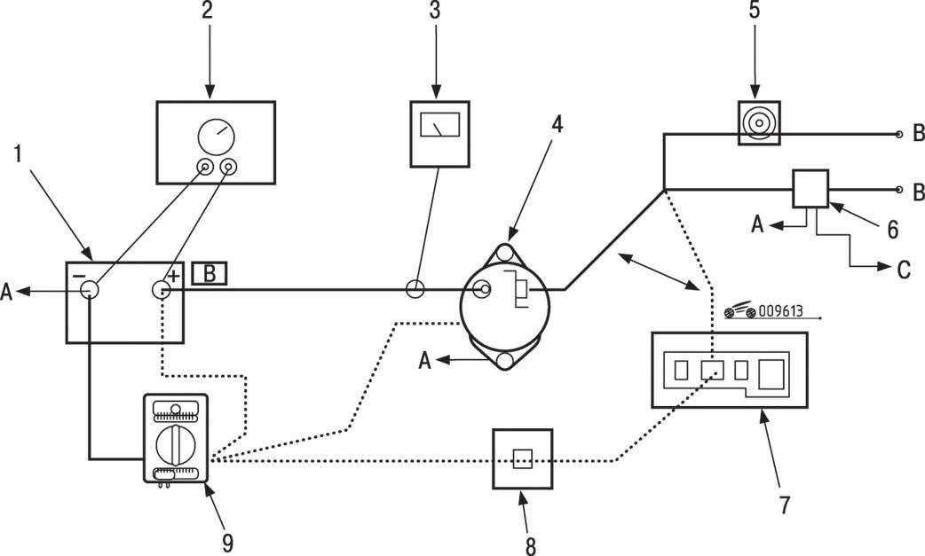 A. Установите цифровой