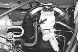 Замена вакуумного усилителя тормозов daewoo Ремонт глушителя круз