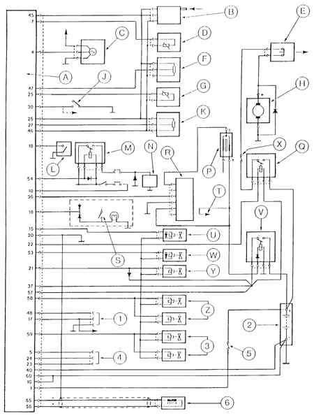 А – электронное устройство