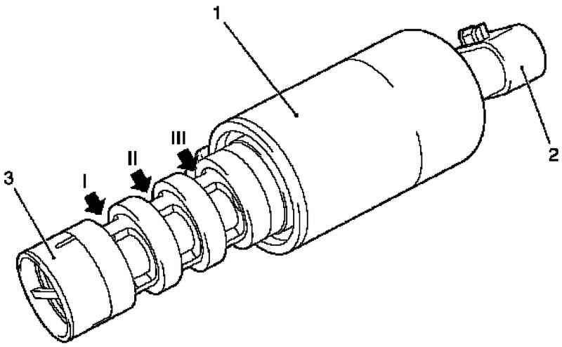 Электрогидравлический клапан: