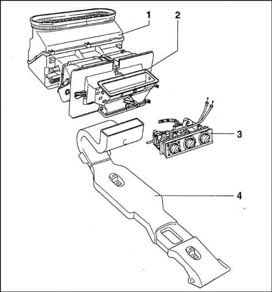 Система отопления/вентиляции