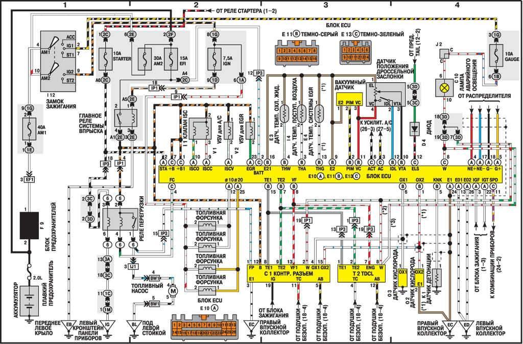 номер двигателя 4s-0457833