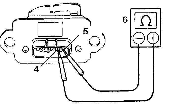 Датчик температуры всасываемого воздуха управляющего устройства