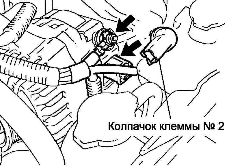 Разъем электромагнитной