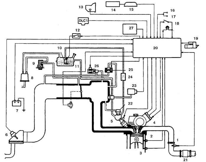 1989 toyota pickup fuel gauge wiring diagram  toyota  auto