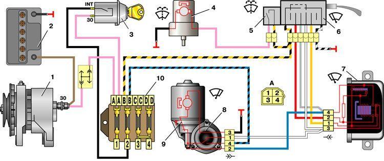 1 – генератор;