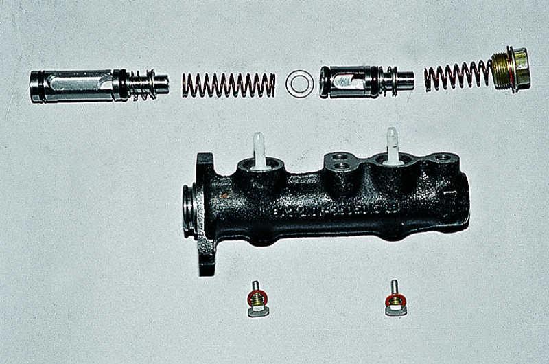 Фото №20 - ремонт главного тормозного цилиндра ВАЗ 2110