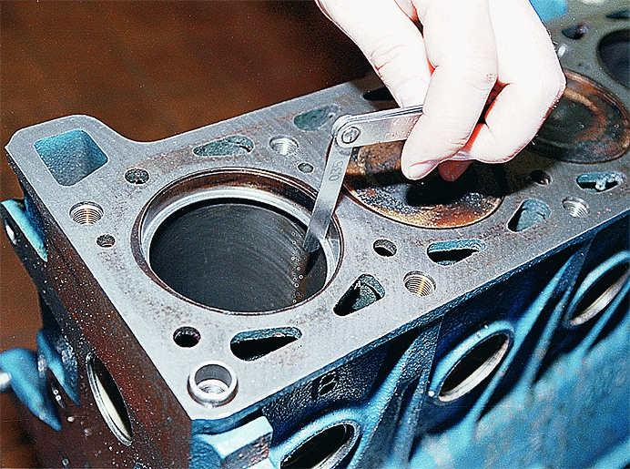 Фото №12 - допустимый зазор между поршнем и цилиндром ВАЗ 2110