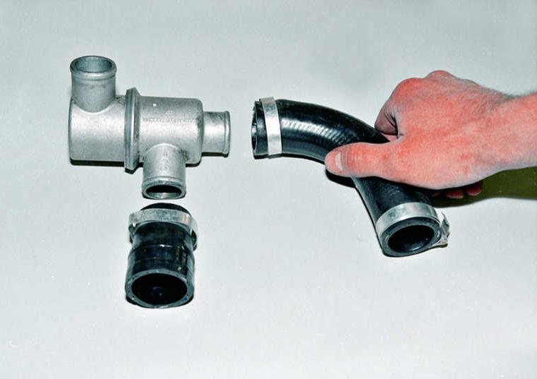 Ремонт термостата ваз 2106 своими руками