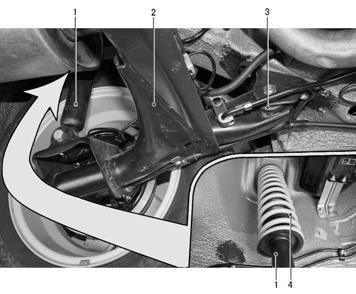 Фото №23 - скрип в задней подвеске ВАЗ 2110