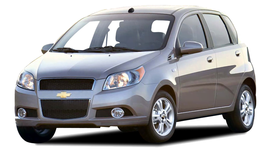 Chevrolet Aveo T250 Mark II (Шевроле Авео 2005-2011)