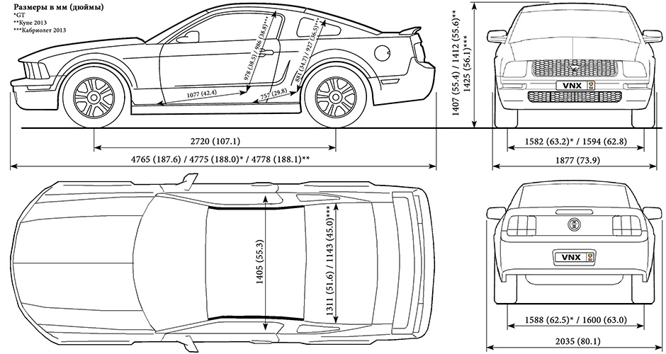Fuse Box Diagram For A 2001 Ford Mustang