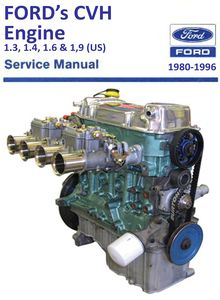 Rebuilding and Tuning Ford's CVH Engine