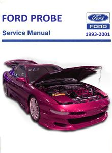 Ford Probe / Mazda MX-6 and 626 Automotive Repair Manual