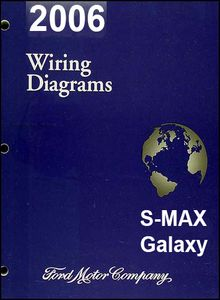 Electrical Wiring Diagrams Ford S-Max / Galaxy mark III