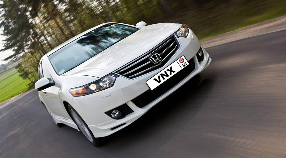 Honda Accord Mark VIII (Хонда Аккорд 2008-2013)