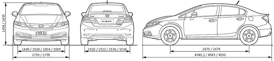 Honda Civic 4d Руководство По Эксплуатации Скачать
