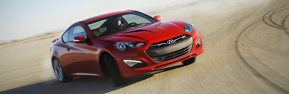 Hyundai Genesis Coupe Mark II (Хёндэ Генезис Купе с 2013)