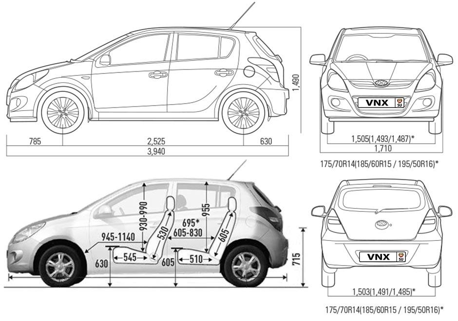 инструкция по эксплуатации Hyundai I20 Руководства