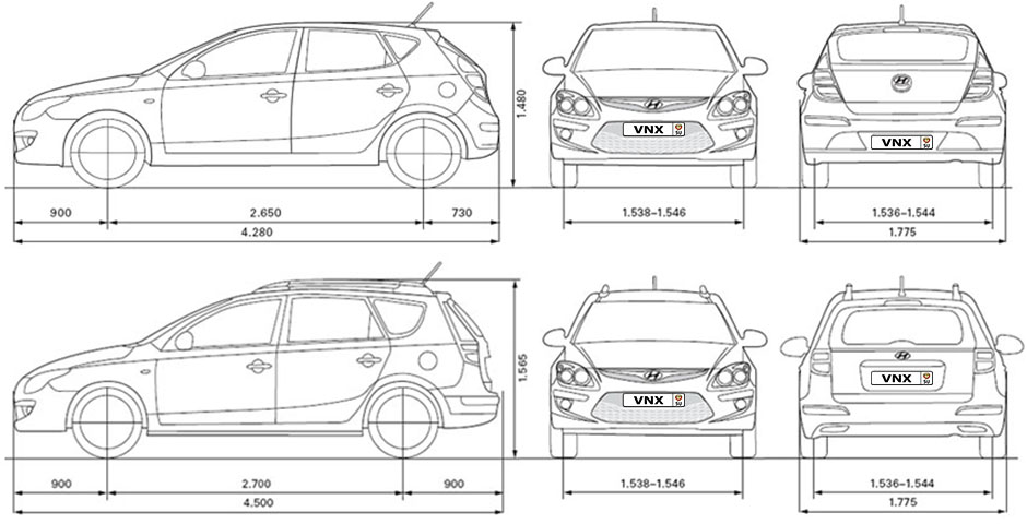 Hyundai i30 20172018 фото цена характеристики