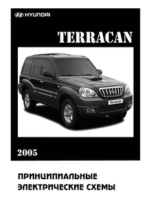 Hyundai Terracan Electrical Troubleshooting Manual