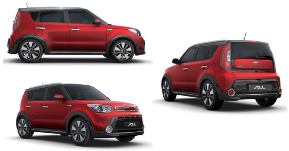 Kia Soul Mark II (Киа Соул с 2014)