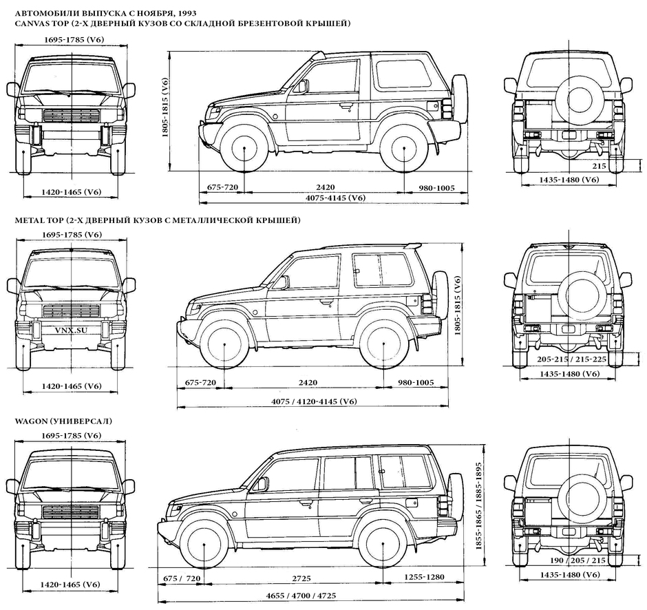 mitsubishi pajero 1994 workshop manual wiring diagrams. Black Bedroom Furniture Sets. Home Design Ideas