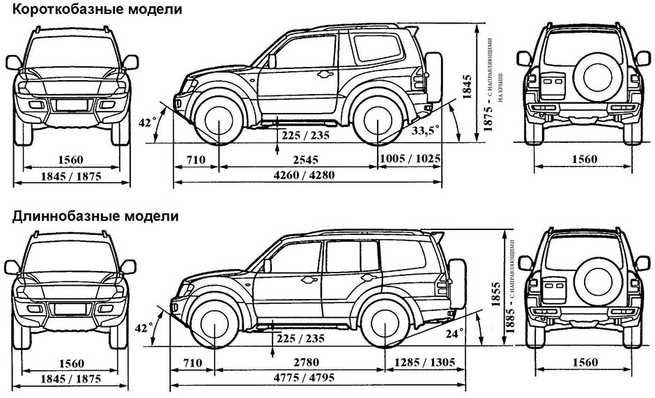 Mitsubishi Pajero 2001 Workshop Manual Wiring Diagrams