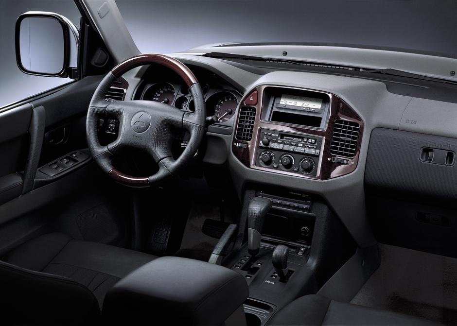 Технические характеристики Mitsubishi Pajero Sport ...