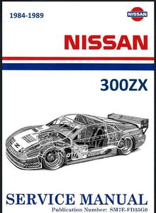 Nissan 300ZX Automotive Repair Manual
