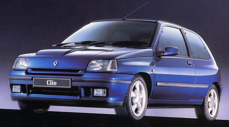 Renault Clio Инструкция Эксплуатации
