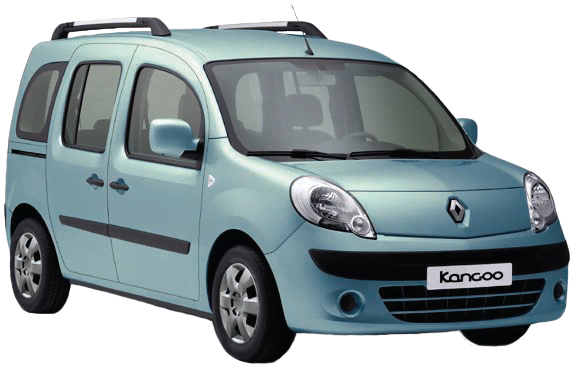 Руководство по эксплуатации Renault Kangoo