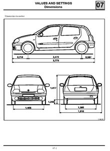 Renault Clio II Repair Manual