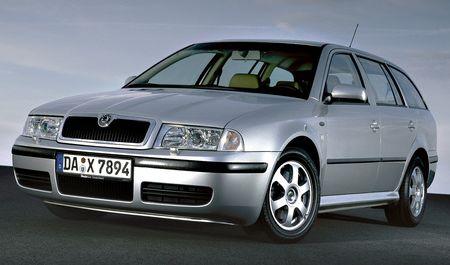 Škoda Octavia Mark I (Шкода Октавия 1996-2004)
