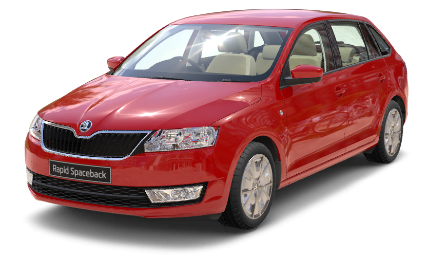 Škoda Rapid A05 Spaceback (Шкода Рапид А05 2014)