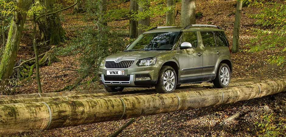 Škoda Yeti Outdoor (Шкода Йети Аутдор 2016)