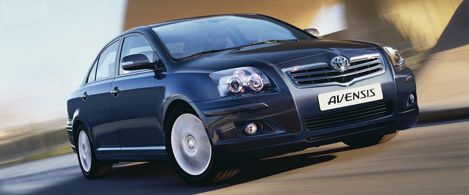 Руководство по ремонту и эксплуатации Toyota Avensis