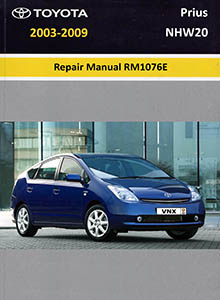 Toyota Prius NHW20 Repair Manual