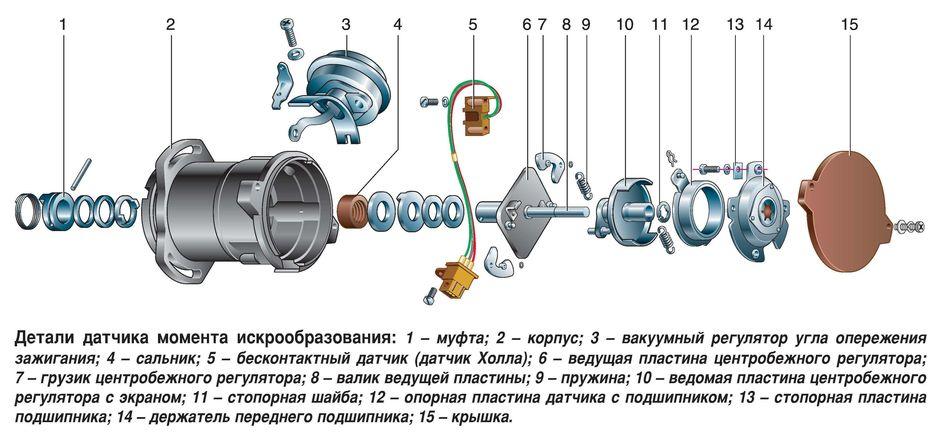 18 - крышка; а - схема