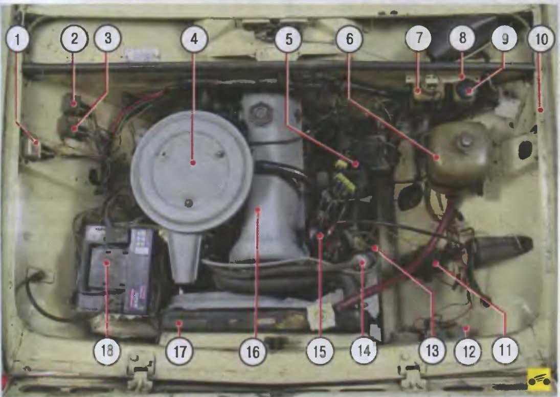 радиатор охлаждения на тойота калдина