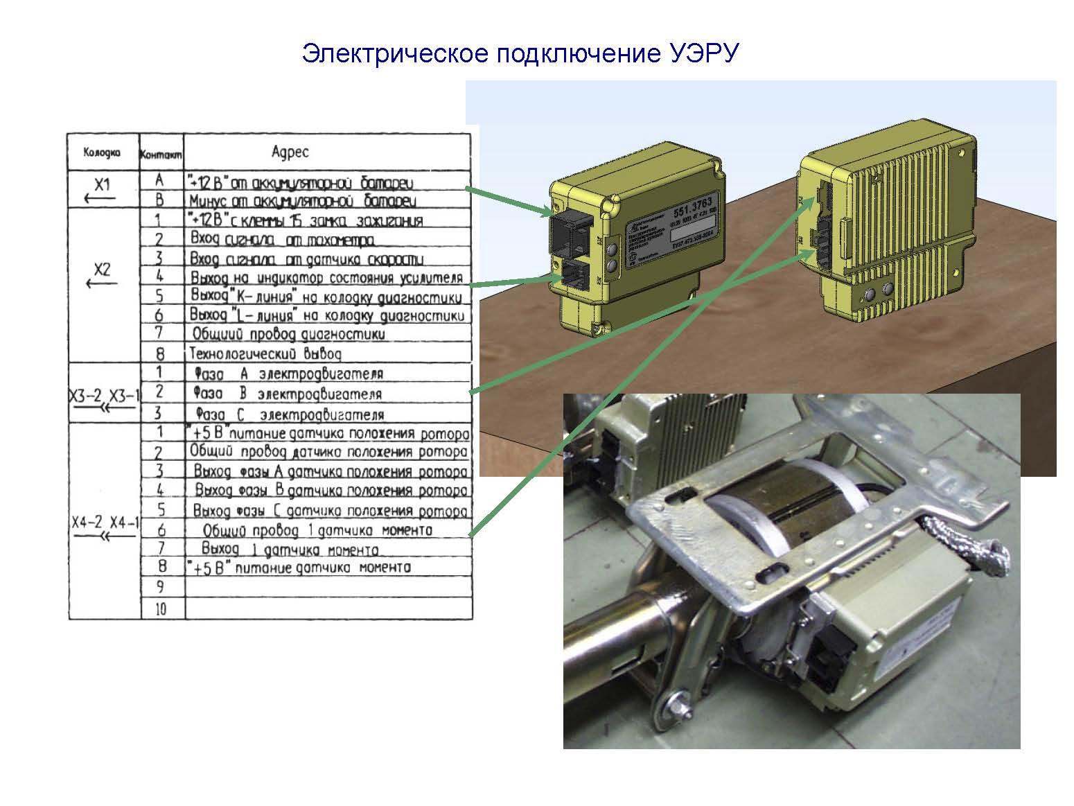 Электроусилитель руля на ВАЗ 2107: основные 83
