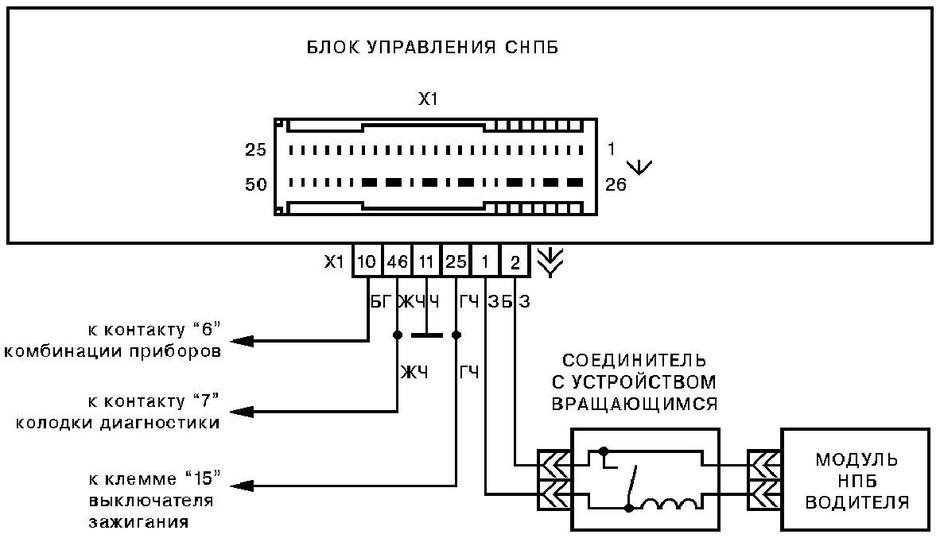 18 – Схема электрических