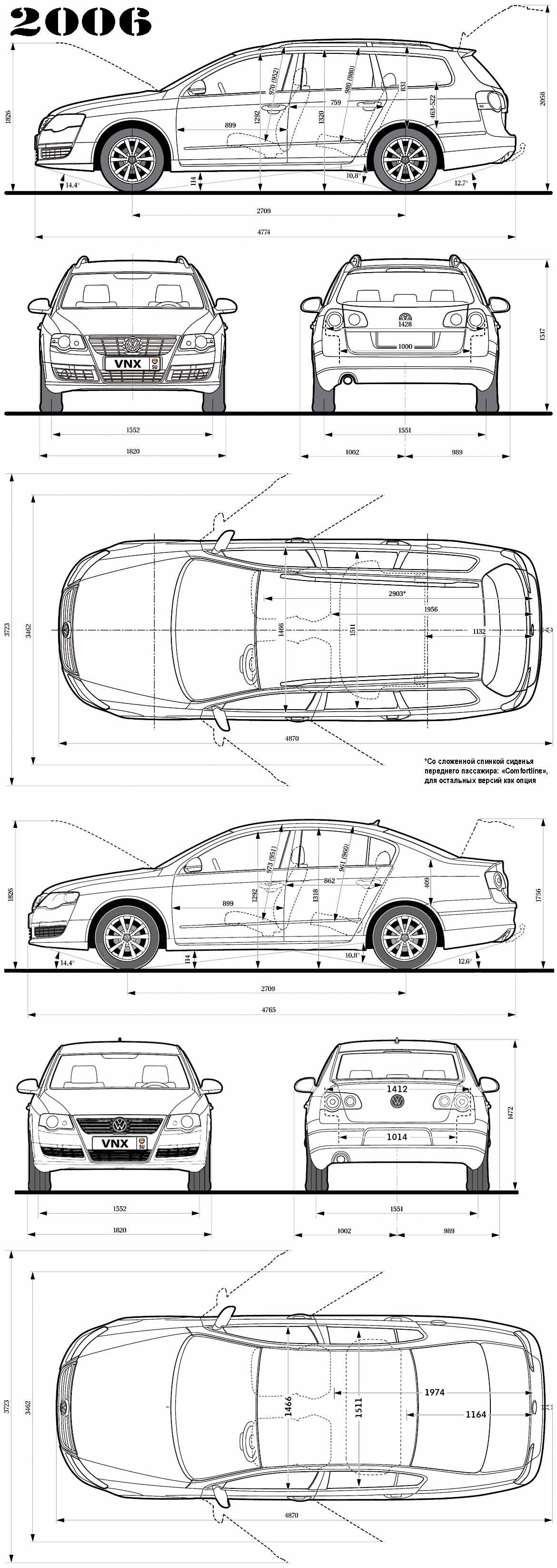 инструкция по эксплуатации фольксваген пассат б6 2010