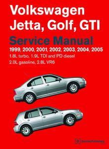VW Golf IV / Golf GTI / Golf R32 / Jetta Service Manual